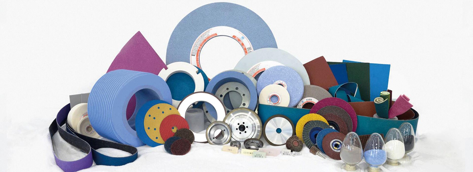 Grinding wheel factory